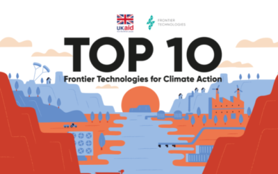 Top 10 Frontier Technologies for Climate Action